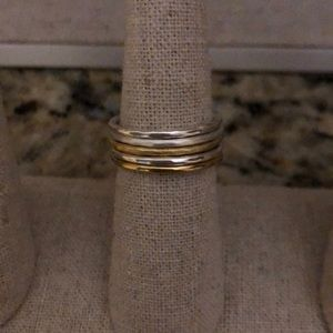 Stella & Dot Stackable Band Rings